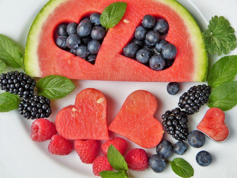 santé par les fruits